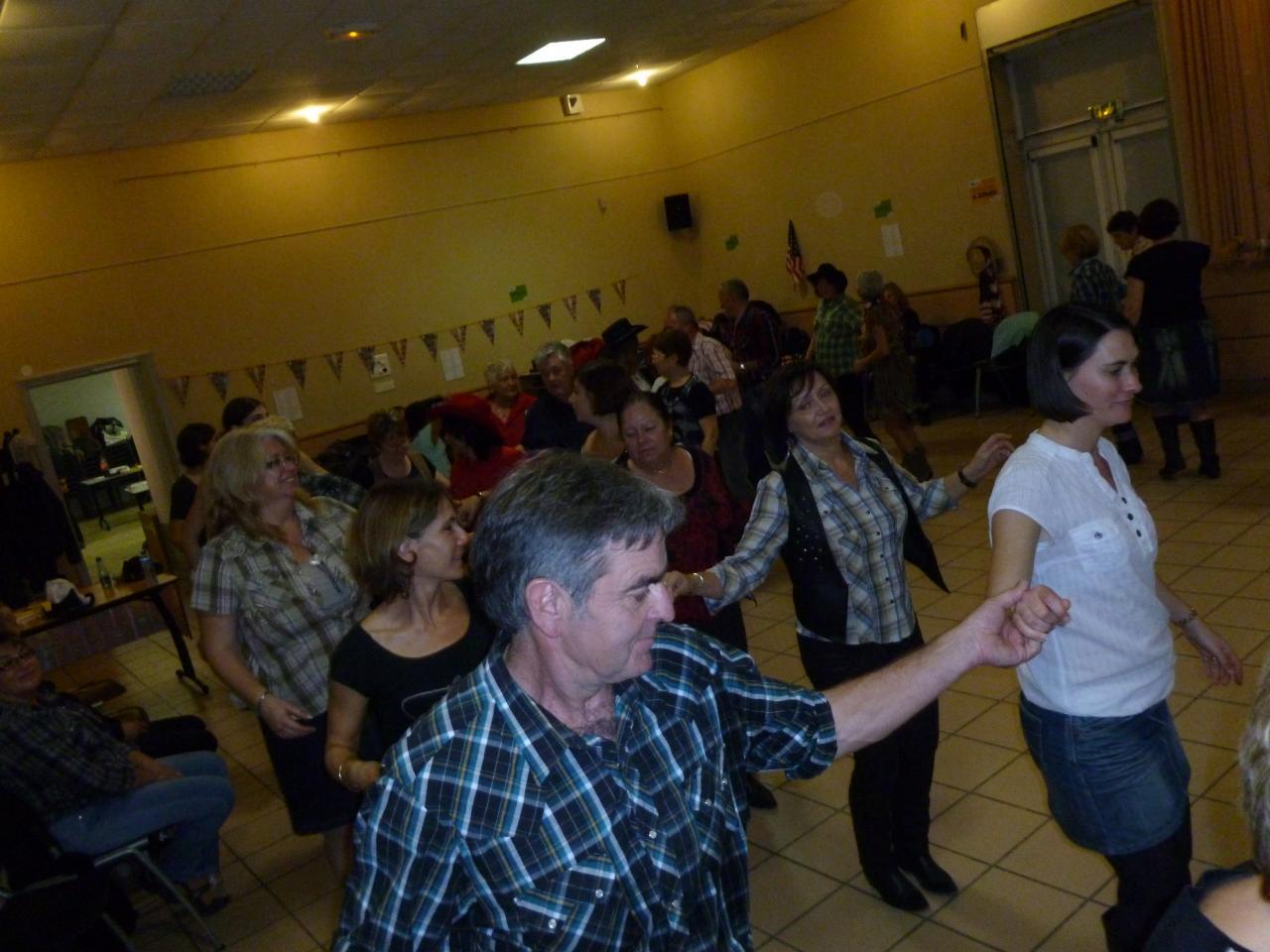 Bal Country à Marguerittes - Novembre 2012
