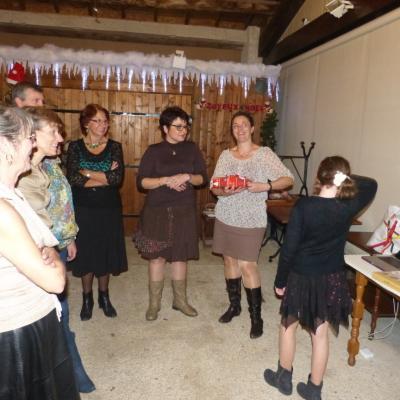 Repas de Noël 2014