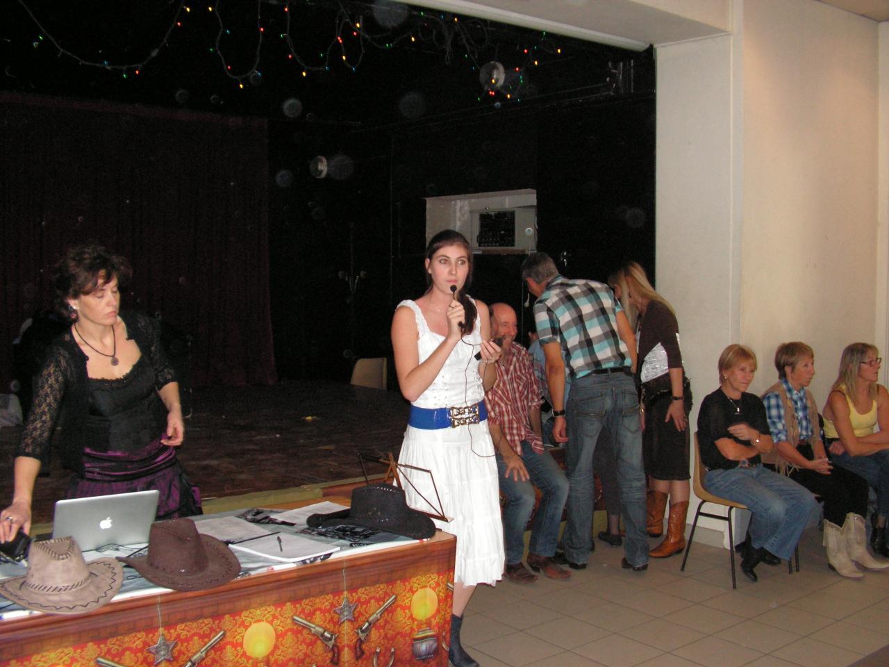 Julie chanteuse