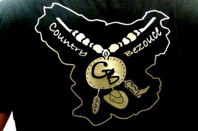 Logo t shirt country bezouce